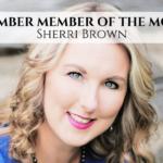 MOTM September Sherri Brown