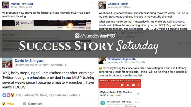 Success Story Saturday