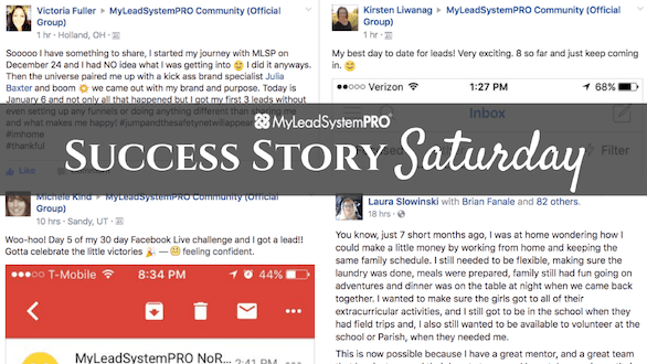 Success Story Saturday