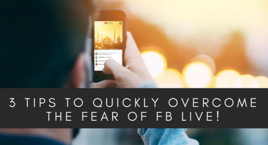 Overcome Your Fear of Facebook Live Videos