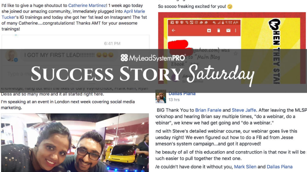 [Success Story Saturday] How LTD7 and a Letter Changed Her Future!