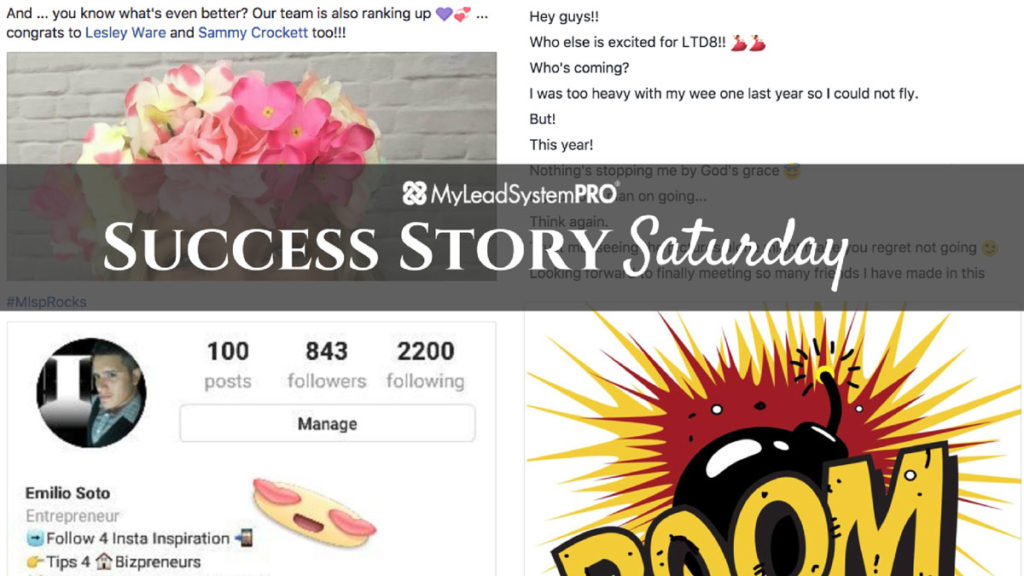 [Success Story Saturday] He Pulled In 92 Leads in One Day!!