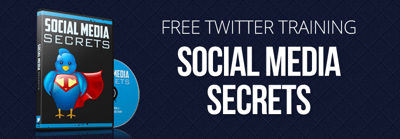 Social Media Secrets Twitter Training