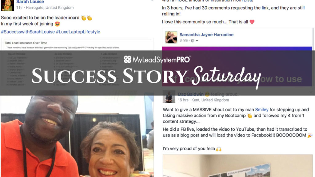 "[Success Story Saturday] $24,143.50 — ""What an amazing 2 week pay period here at MLSP"""