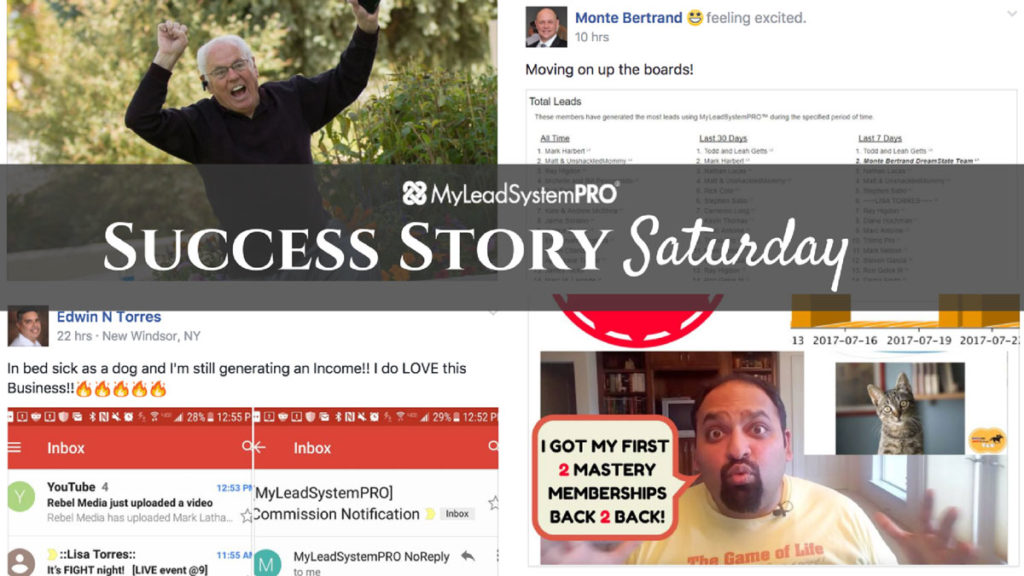 [Success Story Saturday] 22 Mastery Members in ONE DAY?!