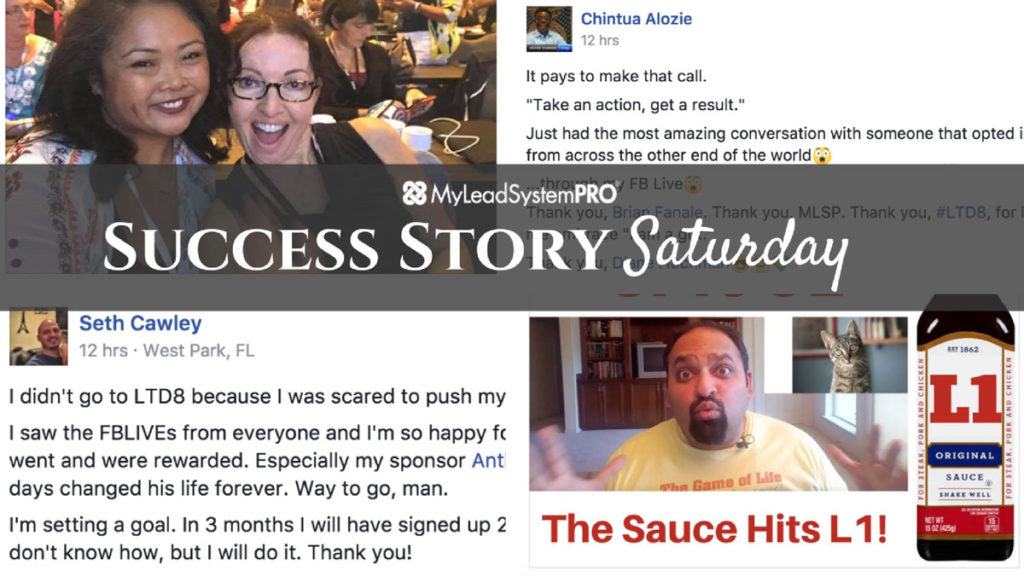 "[Success Story Saturday] ""My First Day Yesterday and Already on the Leader Boards!"""