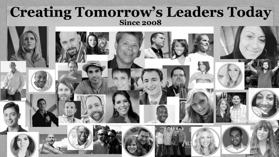 Some of the leaders that have come through MLSP