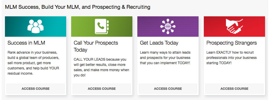 MLSP Network Marketing Courses