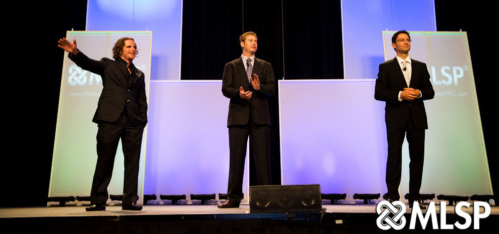 MLSP Co-Founders at Live the Dream 1