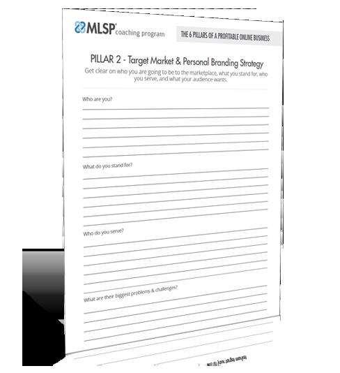 MLSP Target Market PDF
