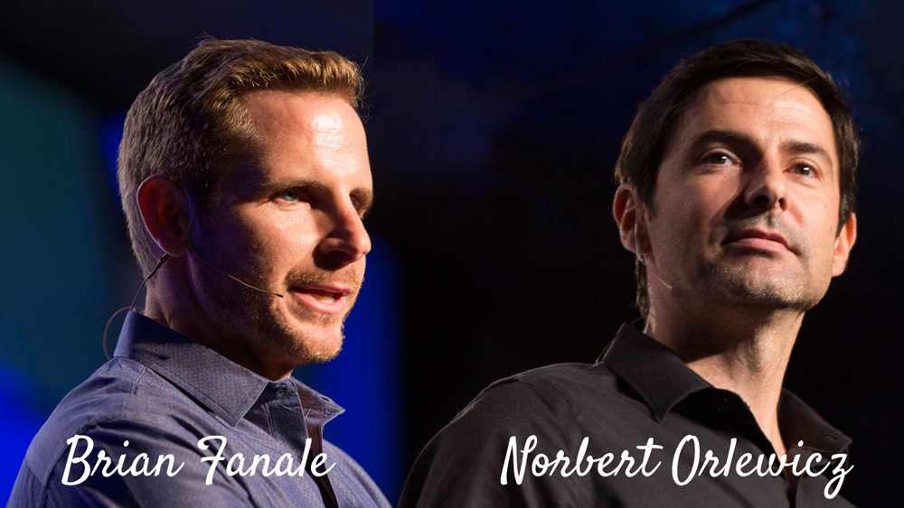 Brian Fanale & Norbert Orlewicz