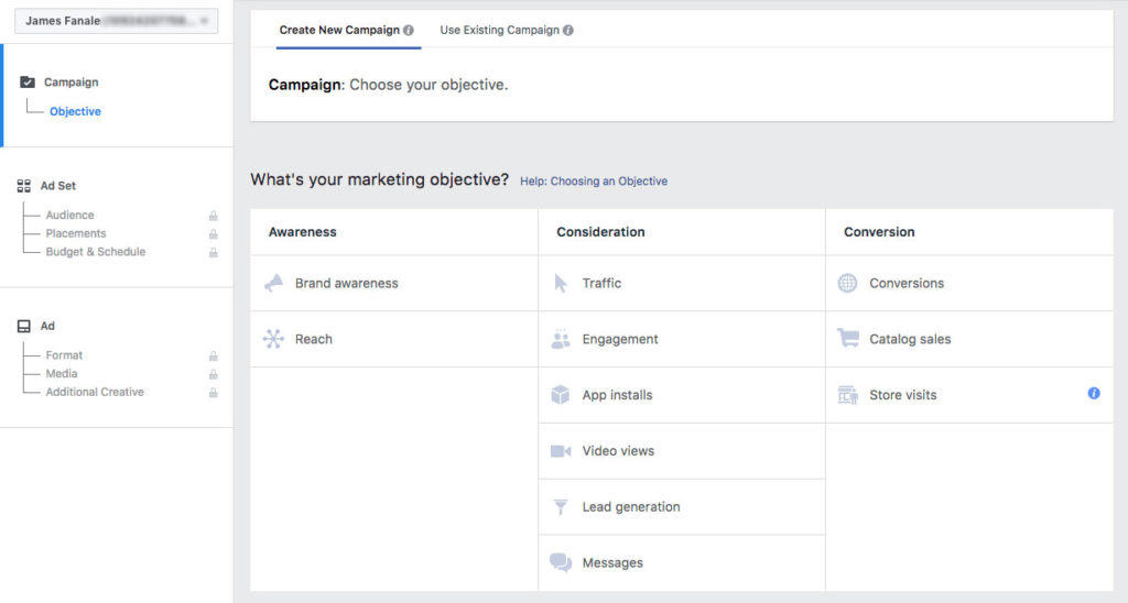 Facebook Ads Manager Overview