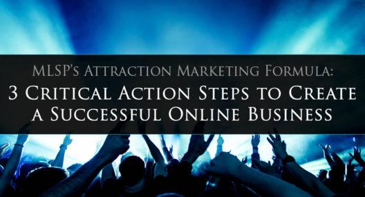 MLSP Attraction Marketing Formula