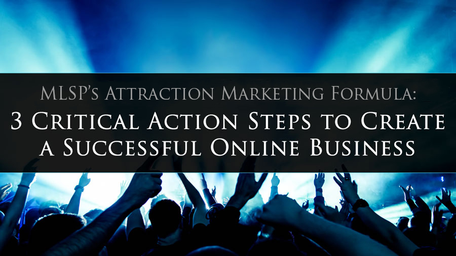 Attraction Marketing Formula – 99% of Businesses Stay Broke without this Formula!