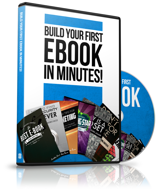 Build your first ebook