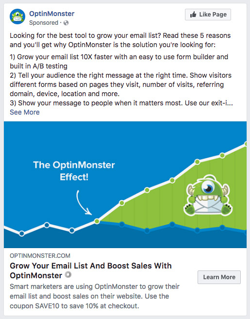 Optinmonster Retargeting