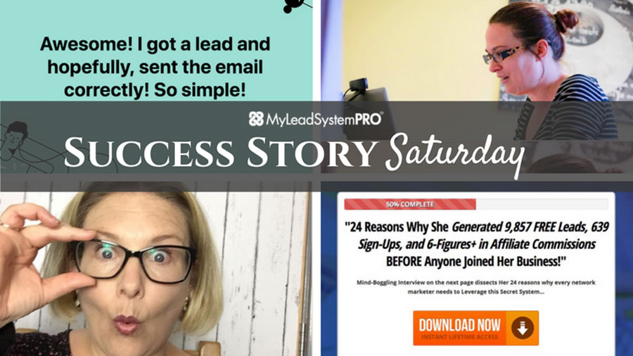 """[Success Story Saturday] """"I Have Generated Almost 50 Leads…in the Last 3 Days"""""""