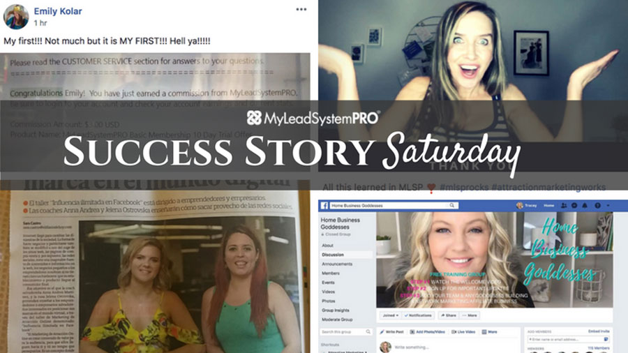 """[Success Story Saturday] """"Wow! I Followed Simple Instructions… and Generated a Lead Within 15 Minutes of Taking Action"""""""