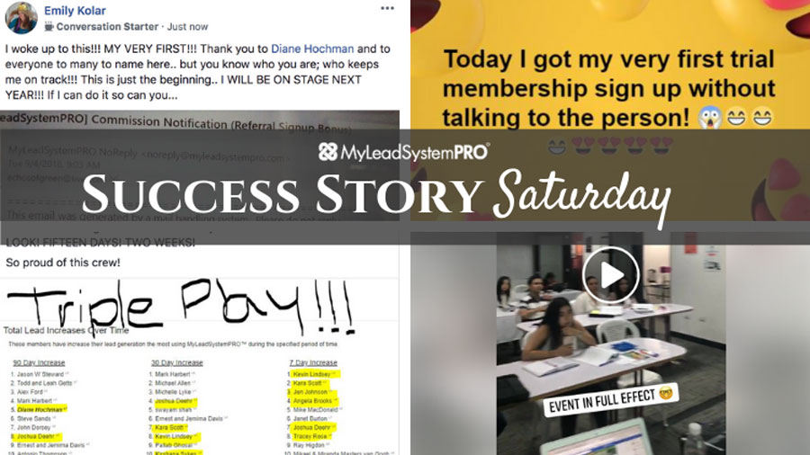"""[Success Story Saturday] """"My First Video I Ever Posted… 442 Views, 50 Comments, 77 Likes, and 2 Shares in 1 Week!"""""""