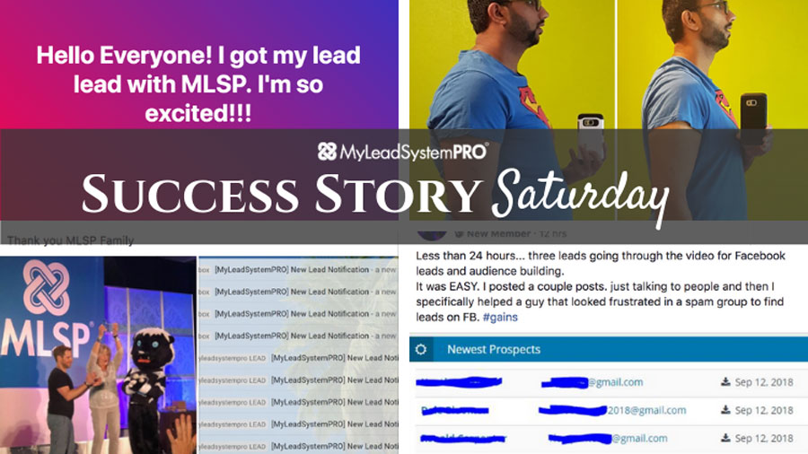 """[Success Story Saturday] """"I Can Honestly Say That If It Were Not for MLSP I Would Not Be Financially Independent"""""""