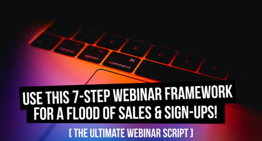 The Ultimate Webinar Script