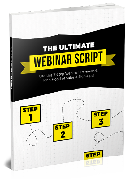 Ultimate Webinar Script