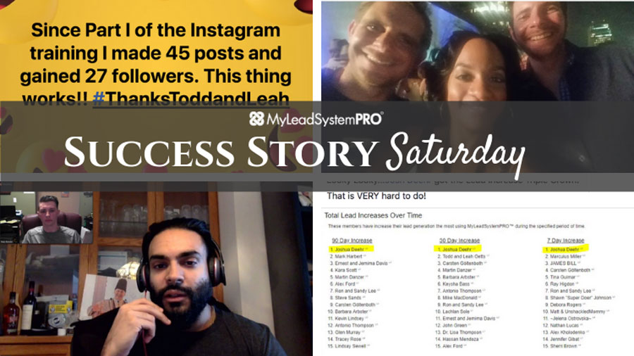 "[Success  Story Saturday] ""109 Leads in Just 13 Days. Using Instagram!"""