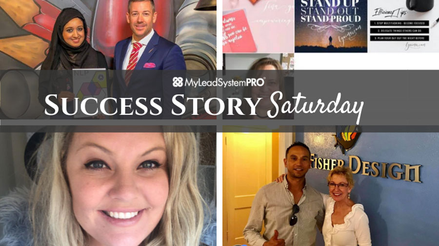 "[Success Story Saturday]  ""11 New Leads Just Today from Facebook for Free!"""