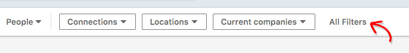 Select All Filters