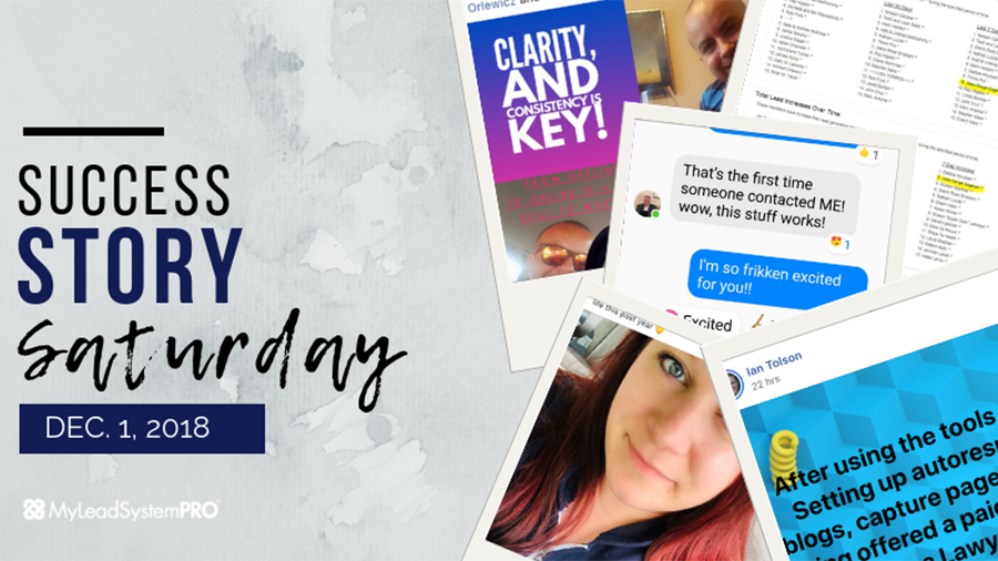 """[Success Story Saturday] """"Just About a Week. Close to 30 Leads! Free and All from Facebook!"""""""