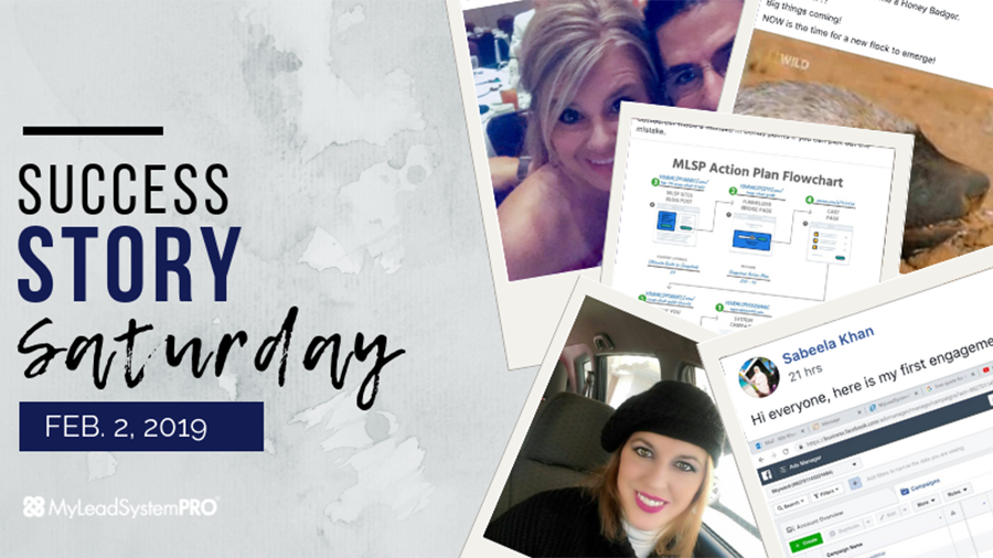 """[Success Story Saturday] Wow! My first post and got my first lead within a minute"""""""