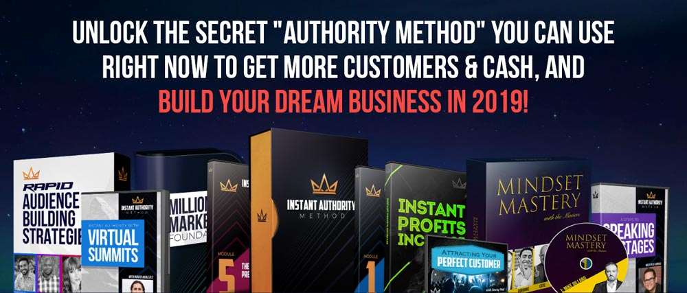 Instant Authority Method