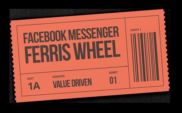Facebook Messenger Ferris Wheel