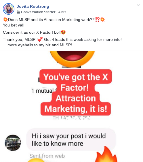 Got Leads Asking for More Info