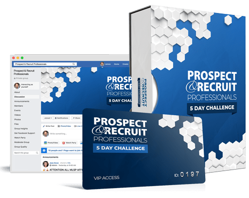 Prospect and Recruit Professionals 5 Day Challenge