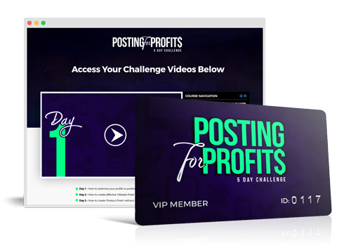 Posting for Profits